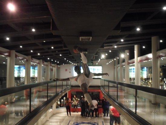 Morumbi Tour: Salão de conquistas
