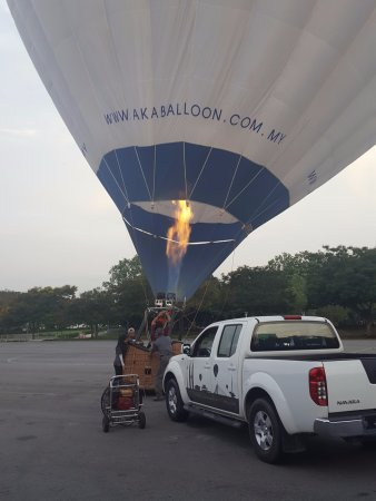 My Balloon Adventure: Hot air balloon!