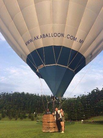 My Balloon Adventure: Hot air balloon!