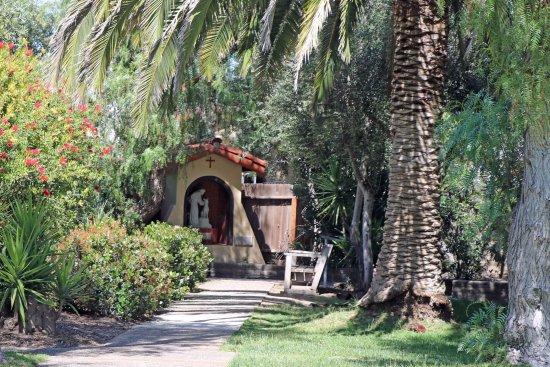 Solvang, CA: Old Mission Santa Ines