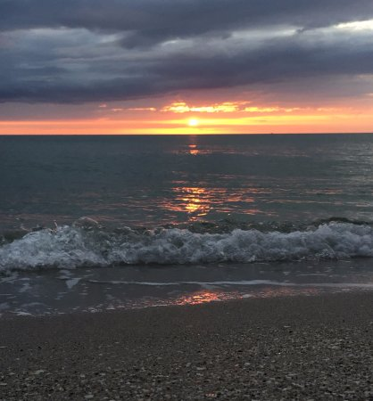 Boca Grande, Φλόριντα: Gorgeous sunset