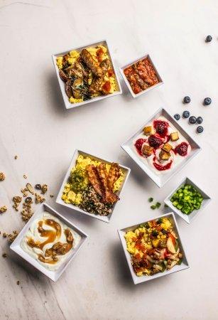อินดิเพนเดนซ์, โอไฮโอ: Breakfast Bowl and Parfait Group