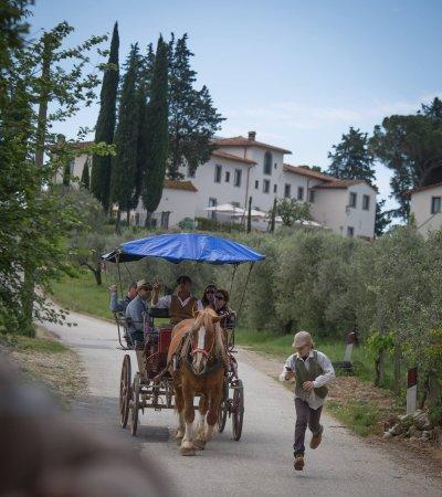 Montagnana Val di Pesa, Italien: I Cocchieri di' Chianti