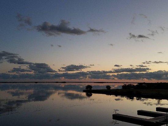 Sugarloaf Key, FL: Sunrise from my patio