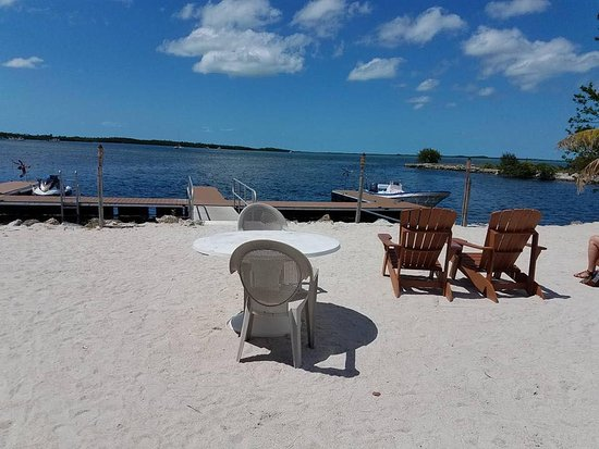Sugarloaf Key, FL: Nice little beach