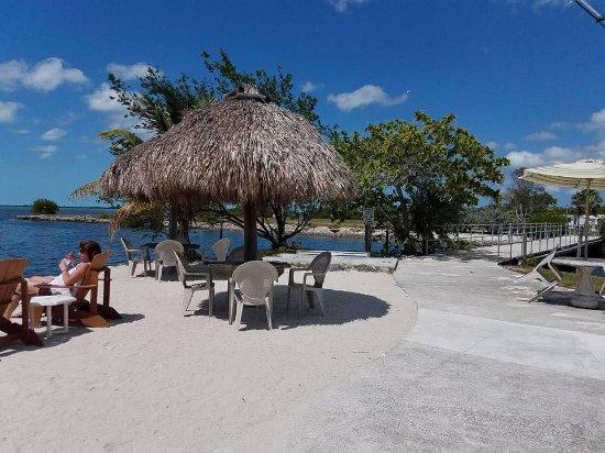Sugarloaf Key, FL: Nice, clean beach area