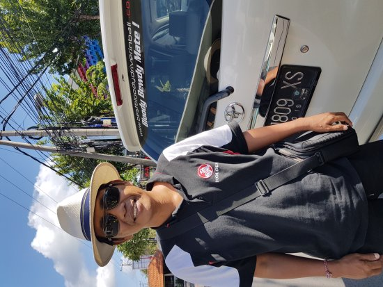 Best Bloody Driver in Bali Photo