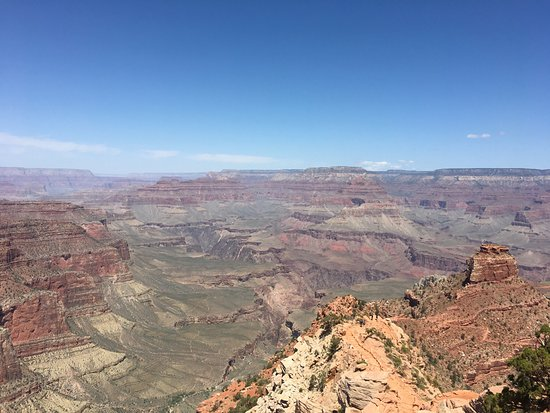 Review Of South Kaibab Trail Grand Canyon National Park Az