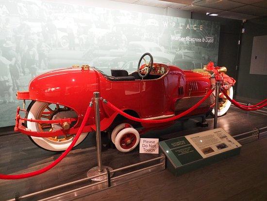 Detroit Historical Museum: photo1.jpg