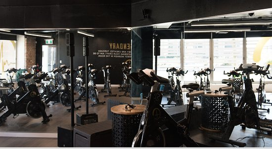Brand New Cycling Studio in Burnaby BC. You've kept it zen all winter, now the fun starts.