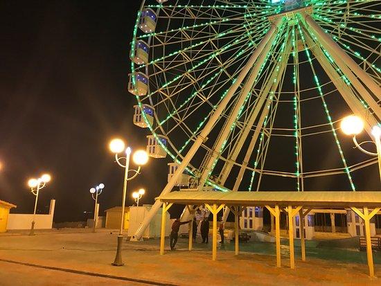Algiers, Algeria: La grande roue d'Alger