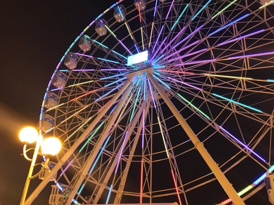 La grande roue d'Alger