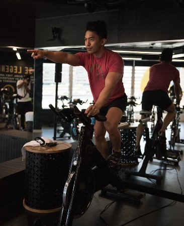 Burnaby, Canada: Muscle mass is up, body fat is down, and confidence is through the roof. This is our mile-hi