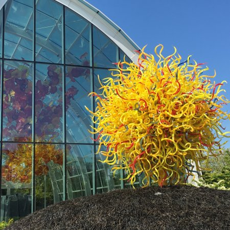 Picture Of Chihuly Garden And Glass Seattle Tripadvisor