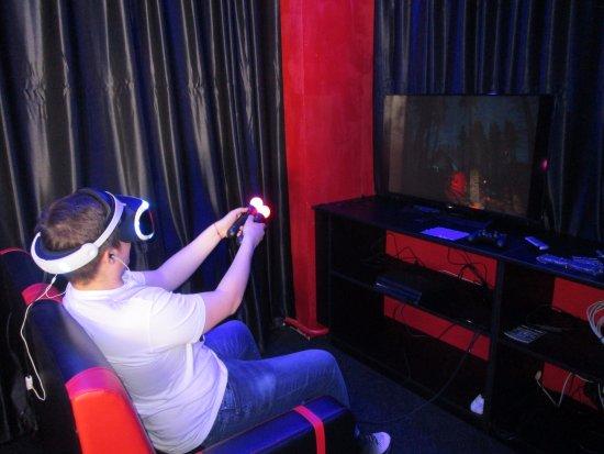 VR GameClub