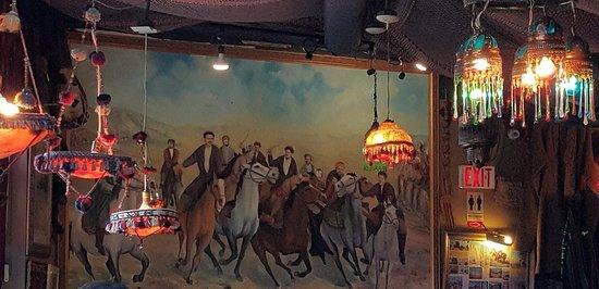 Afghan Restaurant Granville Island