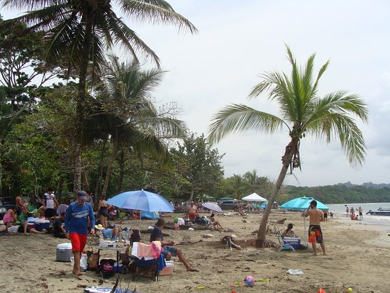 Manzanillo, Costa Rica: Public holiday