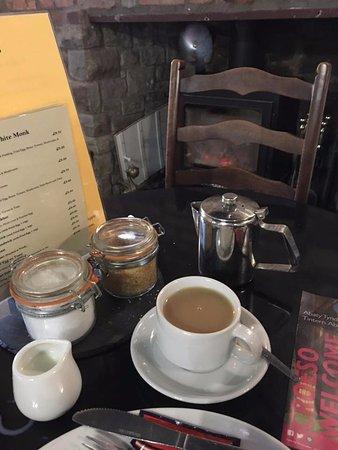 Tintern, UK: Tea