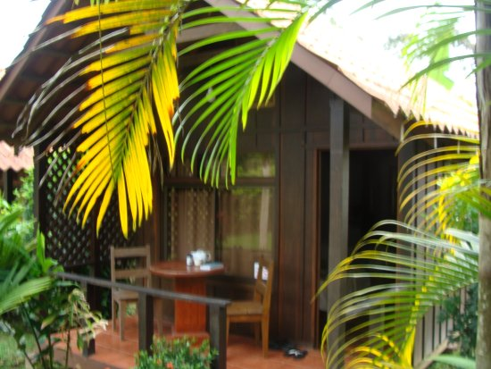 Arenal Green Hotel: Our cabina