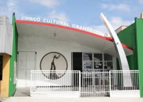 Osasco, SP: Espaço Cultural Grande Otelo