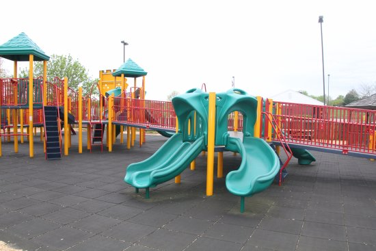 Йорк, Пенсильвания: Play area for littler ones