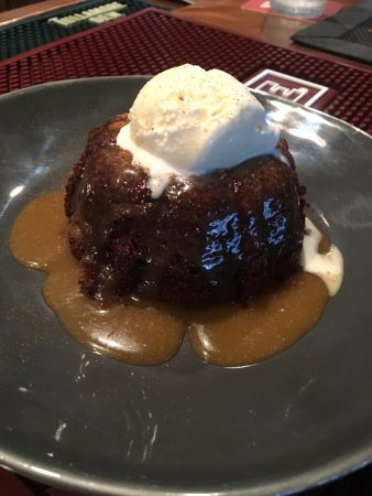 Sticky Toffee Pudding Picture Of The Highland Stag Springboro