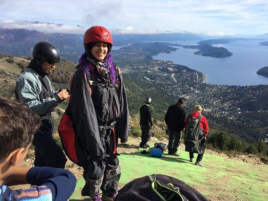 Parapente en Bariloche : photo3.jpg