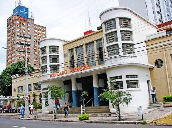 Mercado Municipal de São José do Rio Preto