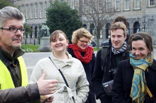 Dublin Historical Walking Tour...