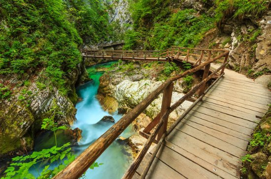 Vintgar Gorge Half Day Self-Guided...