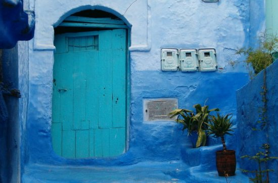 Full-Day Trip to Chefchaouen from...