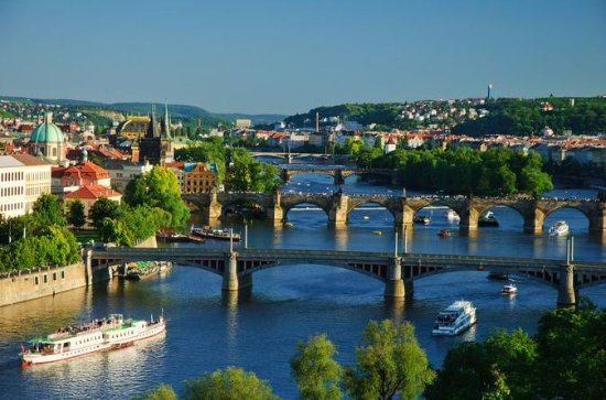 Prague Full-Day-Trip from Vienna with...