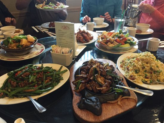 Prince George, Canada: Fortune Palace Restaurant