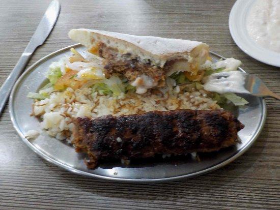 Narre Warren, Australia: Adana kebab - too delicious to wait