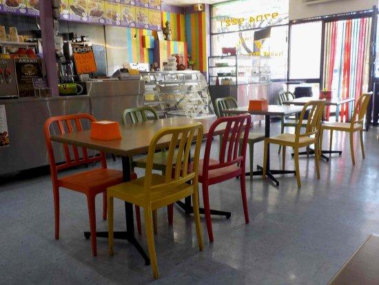 Narre Warren, Australia: Inside seating