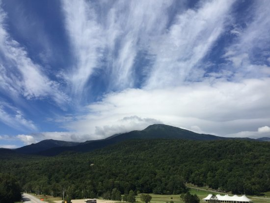 Gorham, Nueva Hampshire: Mt. Washington