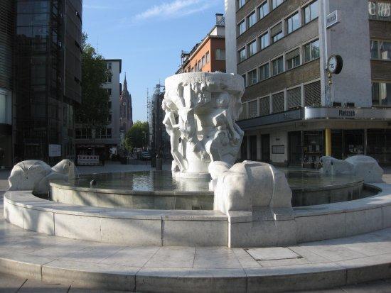 Brockhaus-Brunnen
