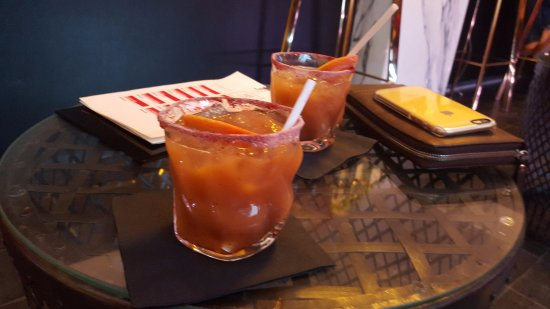 San Miguel de Allende, México: Bebida a base de Mezcal, deli, deli