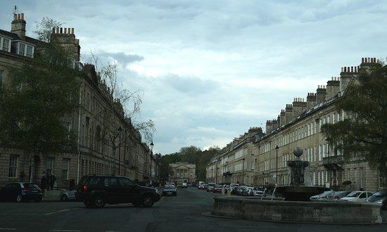 Photo of Great Pulteney Street in Bath, , GB
