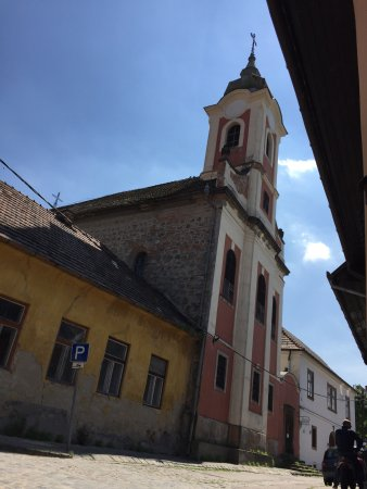 Vac, Hungría: Tragor Ignác Múzeum - Görög Templom Kiállítóterem