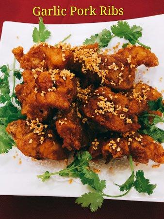 Alexander Heights, Australia: Garlic Pork Ribs 蒜香骨