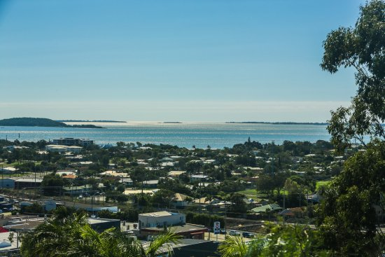 Gladstone, Australia: View from Self Contained Rooms