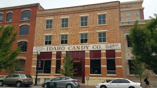 Idaho Candy Company Store and Factory