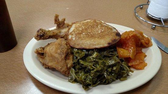 Astounding Jacksons Soul Food Kitchen Sylvester Restaurant Reviews Interior Design Ideas Clesiryabchikinfo