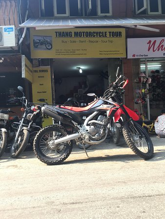 Thang Motorcycle Tour