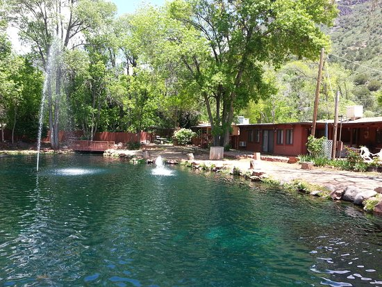 Rainbow trout farm sedona 2018 all you need to know for Trout farm fishing