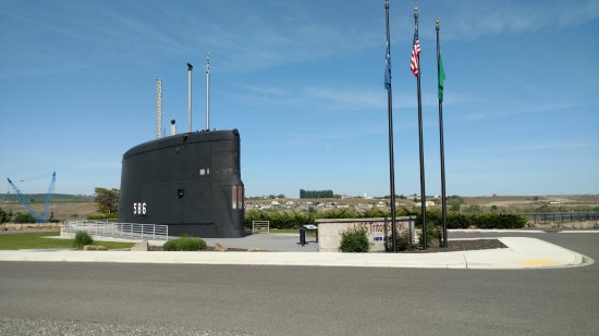 USS Triton Submarine Memorial Park - Picture of USS Triton