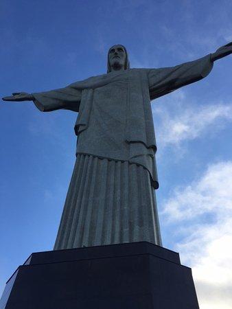 Estatua de Cristo el Redentor