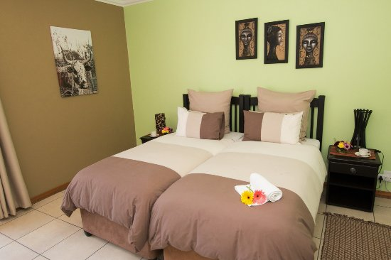 Benoni, South Africa: Twin Room
