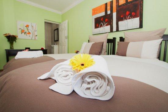 Benoni, Afrique du Sud : Twin Room